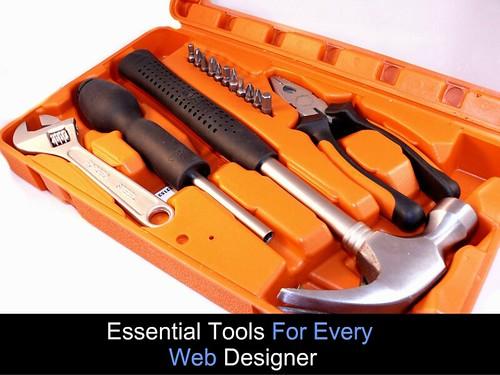 Essential Tools For Every Web Designer