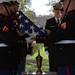 Honoring a fallen Marine by Biketripper