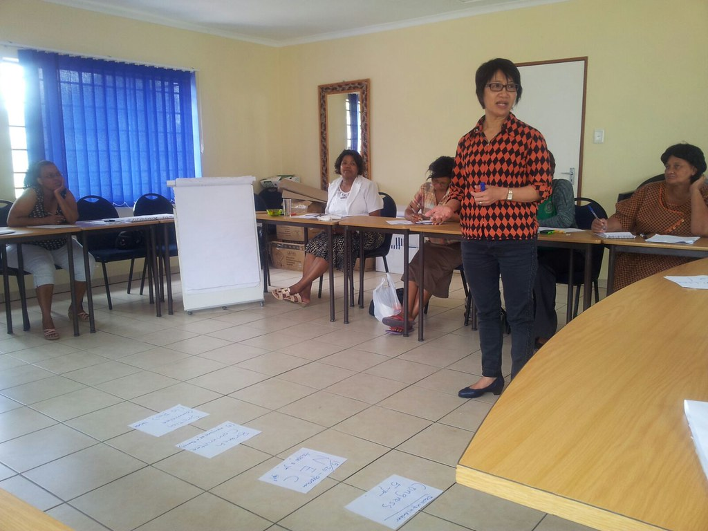 2015-12-8 Namibia: Evaluation and Planning Workshop for domestic workers
