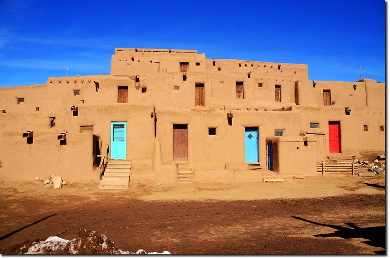 "Hlaumma"" at The North House, Taos Pueblo 2"