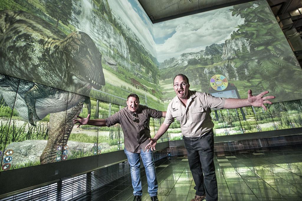Dino Zoo - Jurassic genius!