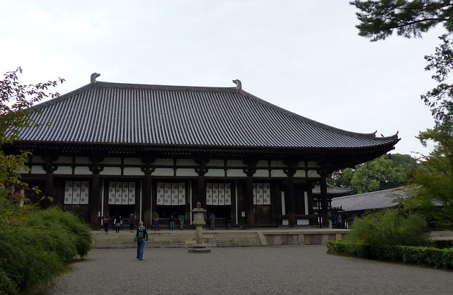 Kondo - Main or Golden Hall - Toshodaiji Temple