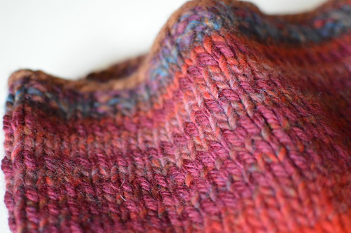 Knits 2015 for my downstream elf