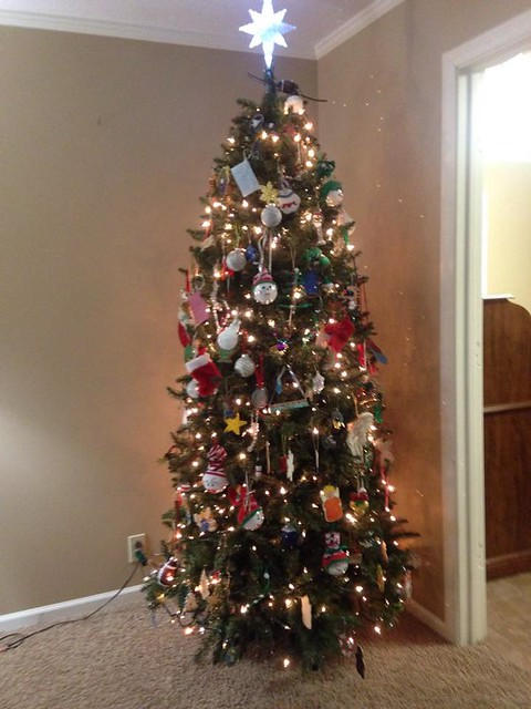 Christmas With College and Adult Children: Our Family Decorating Night