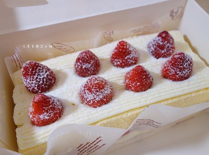 3 士林宣原烘焙蛋糕專賣店原味雙層草莓蛋糕巧克力雙層草莓蛋糕草莓重乳酪