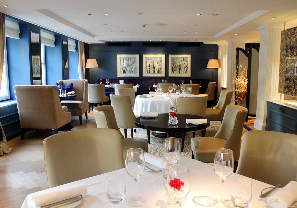Waldorf Astoria Amsterdam Goldfinch Brasserie