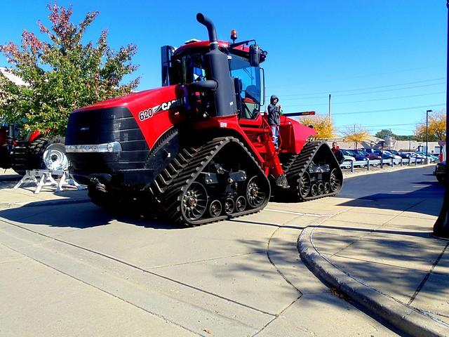 Farm Tractor with attitude