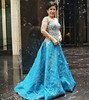 #Elegant #mother of the #groom #ballgowns like this #blue & #silver one can be easily created for you however you want or with any changes that you #desire.  Our #dress #design firm is located near #Dallas #Texas and we offer the #mothers of the #wedding