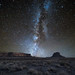 Chaco Canyon Night by Muzzlehatch