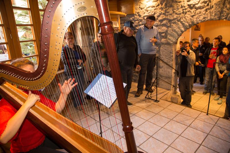Portes Ouvertes Grisard harpe