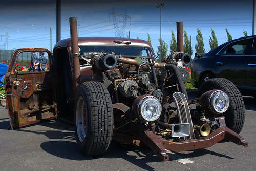 The Ultimate Low Rider