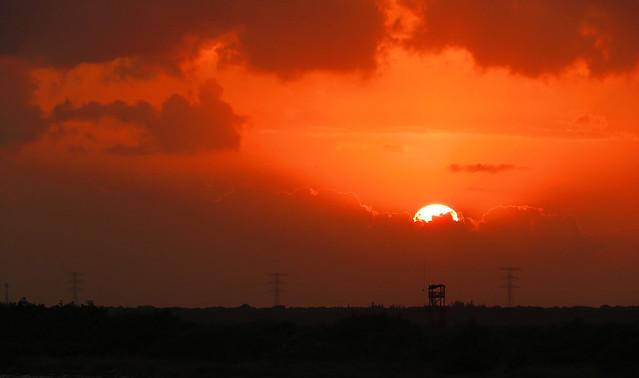 El Dorado Maroma sunset (one of many!)