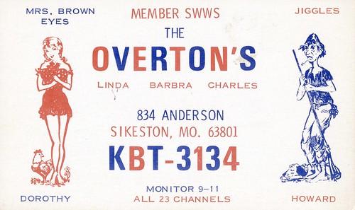 Mrs. Brown Eyes & Jiggles - Sikeston, Missouri
