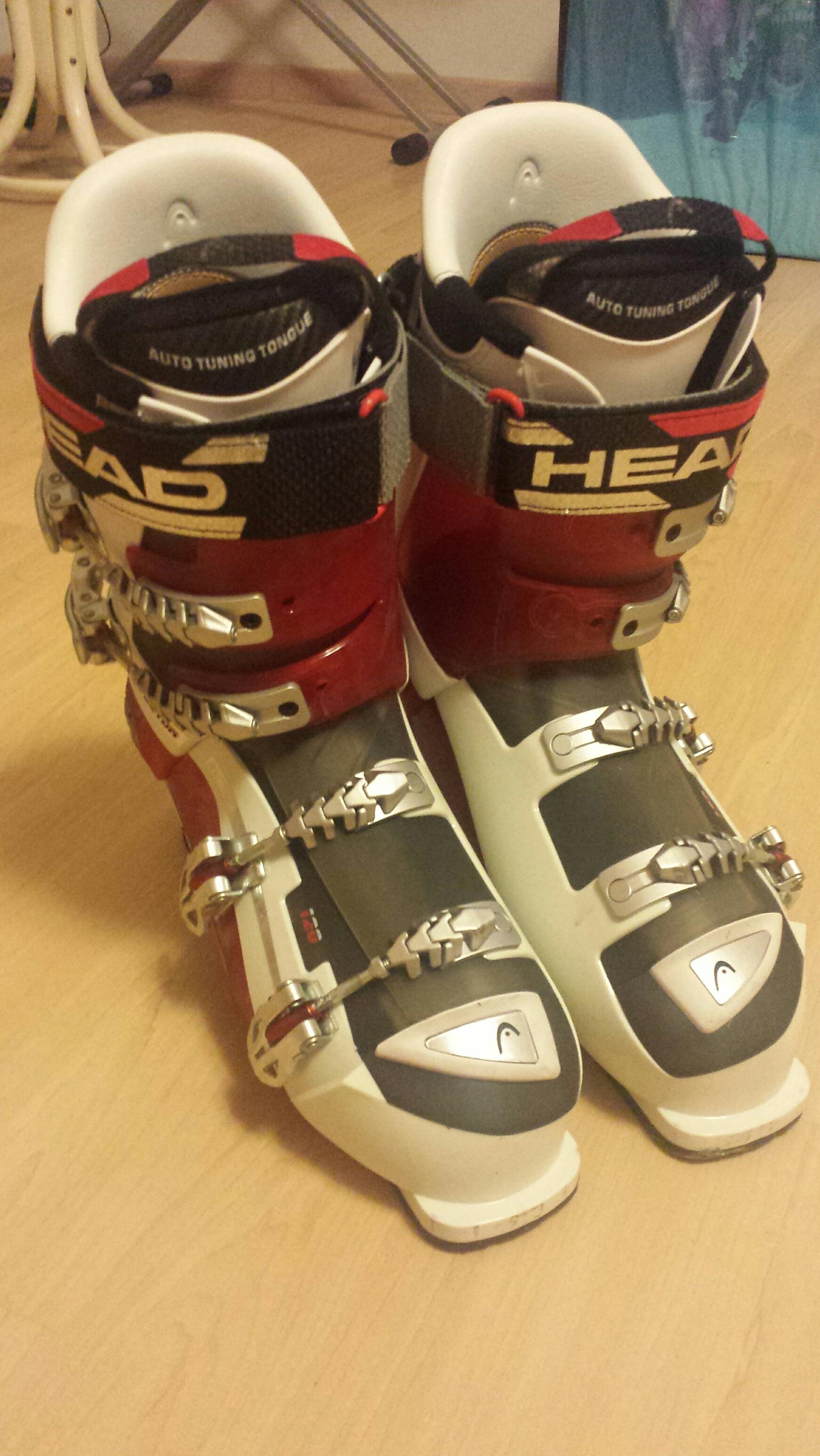 Lyžařské boty Head Vector 120 SH4 - Bazar - SNOW.CZ 8085d90c8e