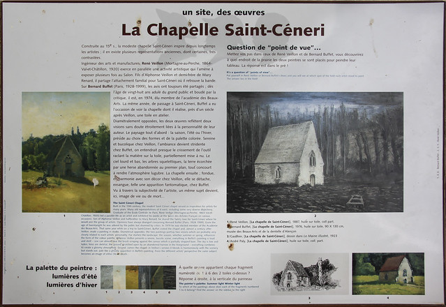 La Chapelles Saint Ceneri