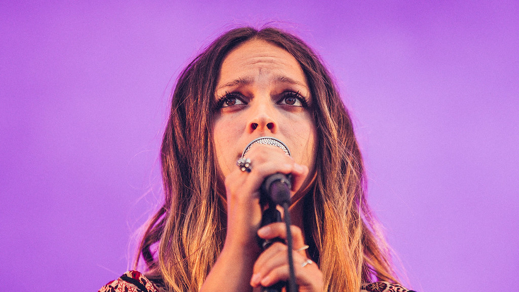 Siri Nilsen - Øyafestivalen 2015