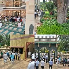 عناية مسلمي الهند بنظافة مساجدهم من الداخل والخارج راقية #الهند_المسلمة