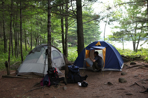 All rights reserved. Frontenac - C&ing & Welcome to Frontenac Provincial Park