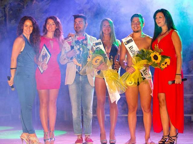 Miss & Mister Terra Jonica 2015