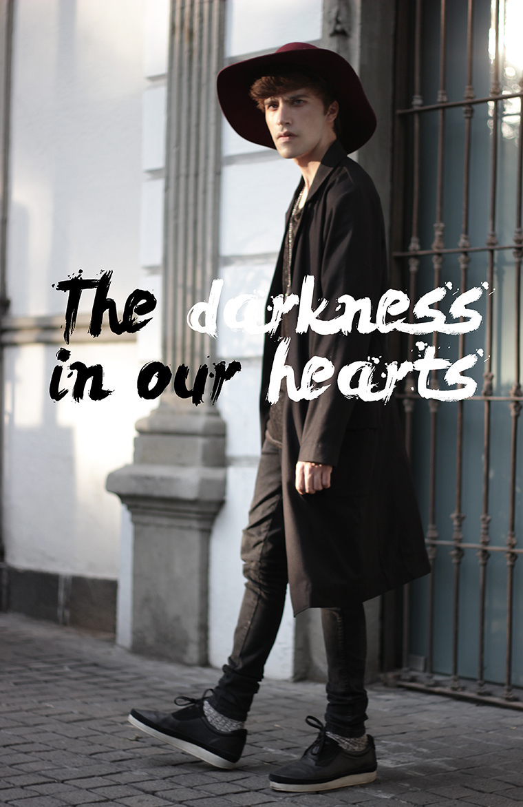 The Darkness in our hearts