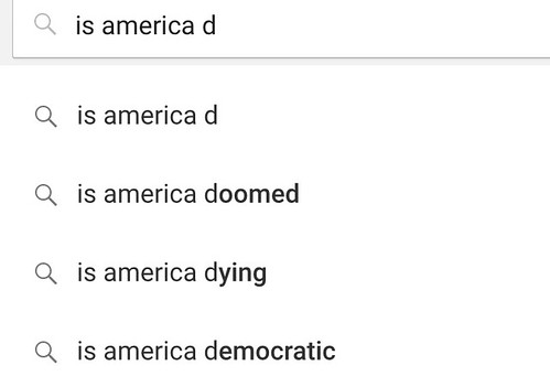 is america d