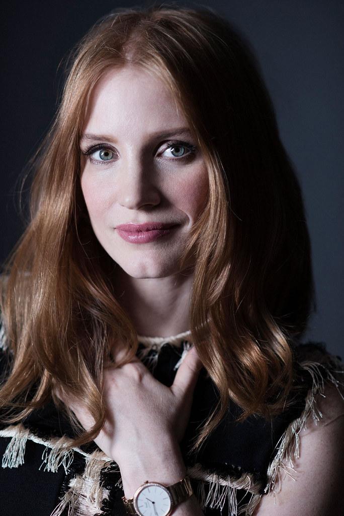 Джессика Честейн — Фотосессия для «Марсианин» на «TIFF» 2015 – 9