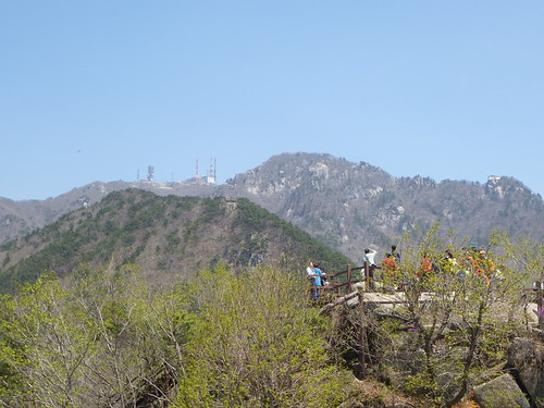 Co-Daegu-Parc Palgongsan-Montagne (4)