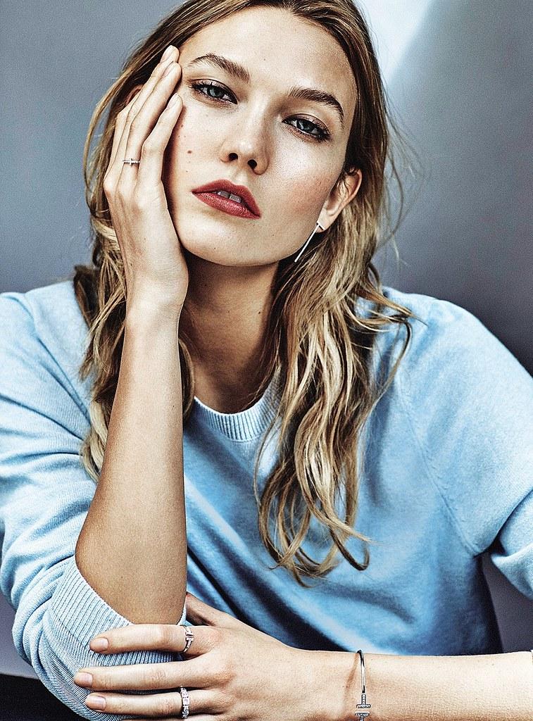 Карли Клосс — Фотосессия для «Sunday Times Style» 2015 – 2
