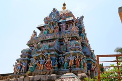 16.Perumal shrine vimanam