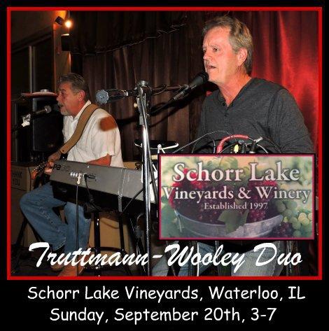 Truttmann-Wooley Duo 9-20-15