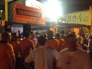 Inauguração da sede do Solidariedade de Osasco
