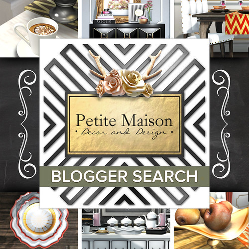 Petite Maison blogger search
