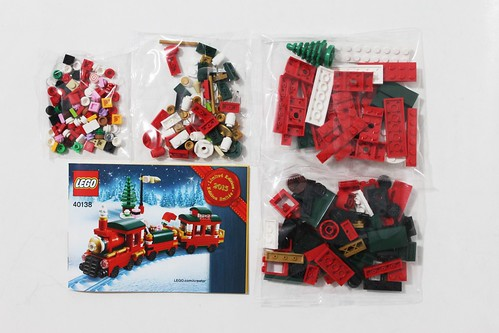 LEGO Seasonal Holiday Christmas Train (40138)