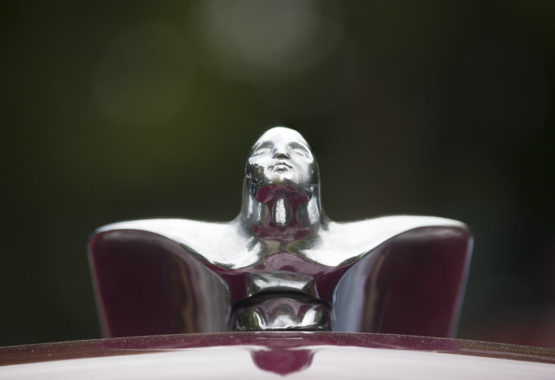 Face Hood Ornament