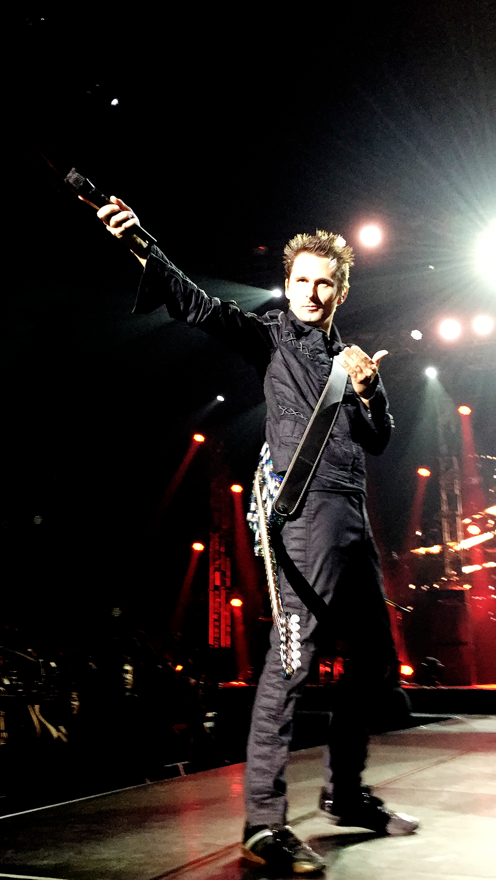 Muse Live in Hong Kong 2015