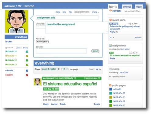 edmodo-screenshot