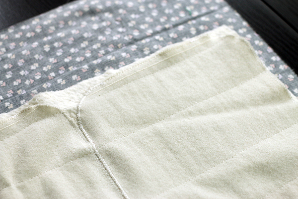 a travel Changing Pad