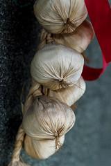 Garlic rope