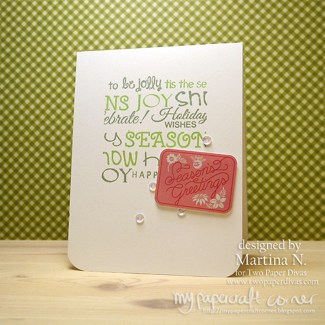 Christmas card #378