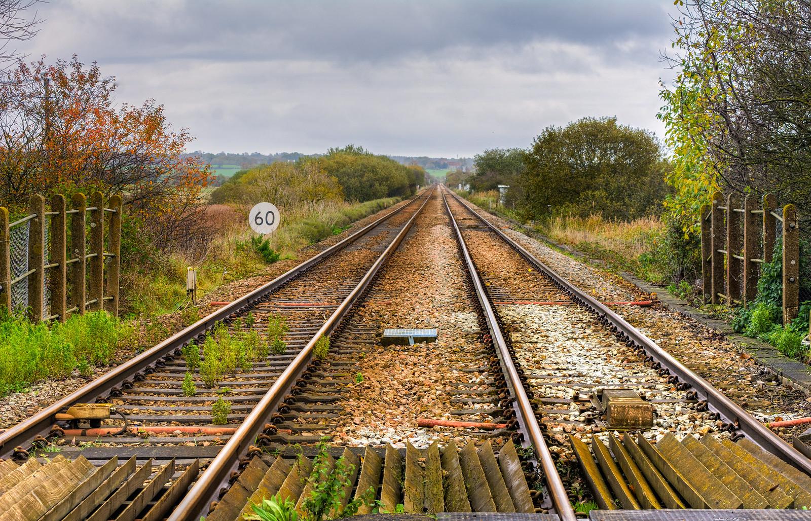 Railway Tracklines, Appledore