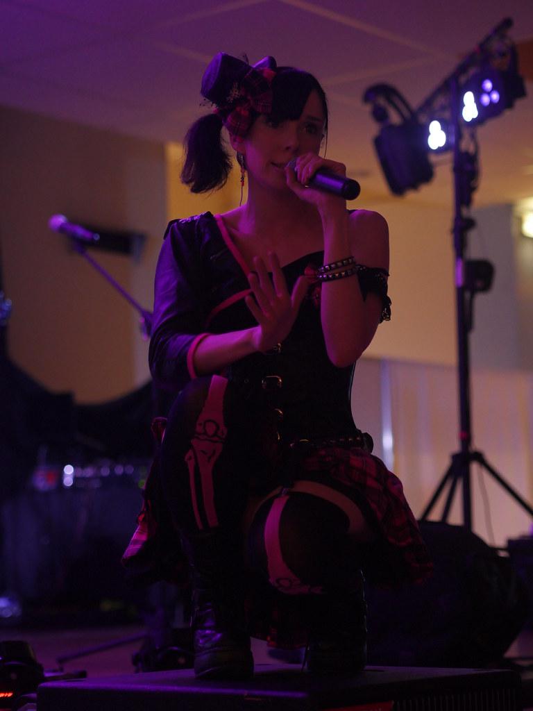 related image - Concert Lita Kira - Savoie Retro Games - Annecy - 2015-10-10- P1220837