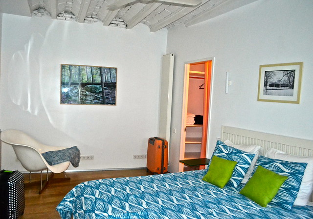 master bedroom - Where to Stay in Madrid - Only-Apartments