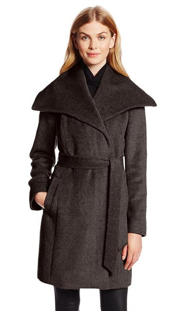cole Haan Alpaca coat