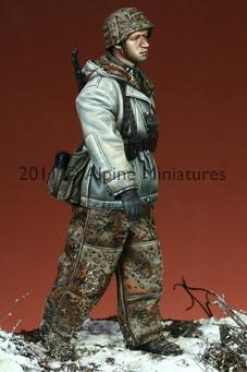 WSS Grenadier Late War - Alpine miniature - 1/35eme - Peinture a l'huile 22641078711_086266b926