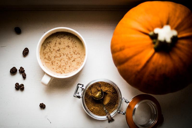 pumpkin latte 4