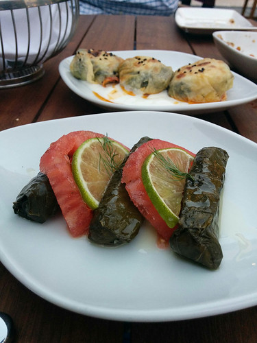 last dinner in Istanbul