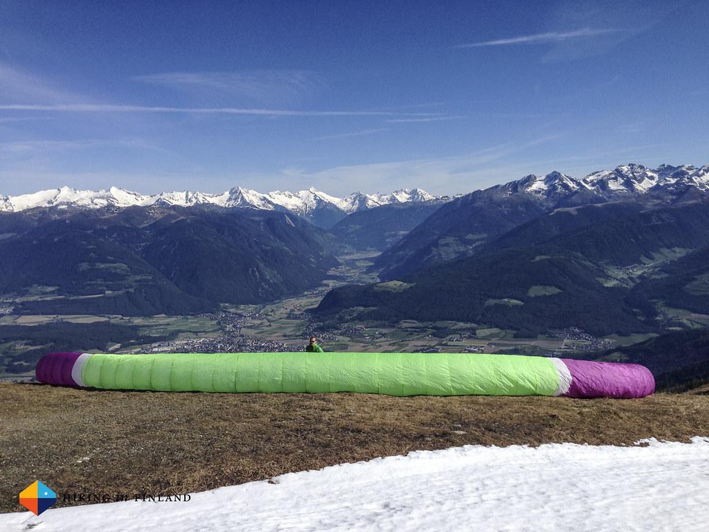 Paragliding IV