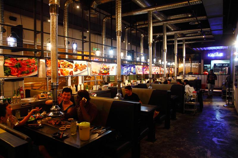 Kilo Grill Korean Barbecue Restaurant Publika