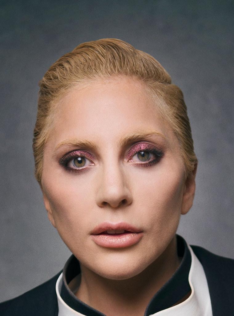 Леди Гага — Фотосессия на «GRAMMY Concert» 2015 – 3