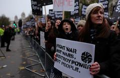 Fight War - Not Wars. Destroy Power Not People.